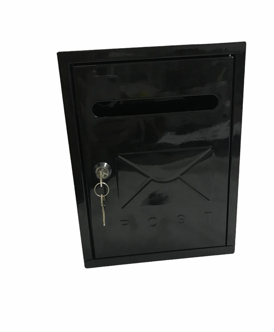 Boite a lettre en acier 260x200x75mm