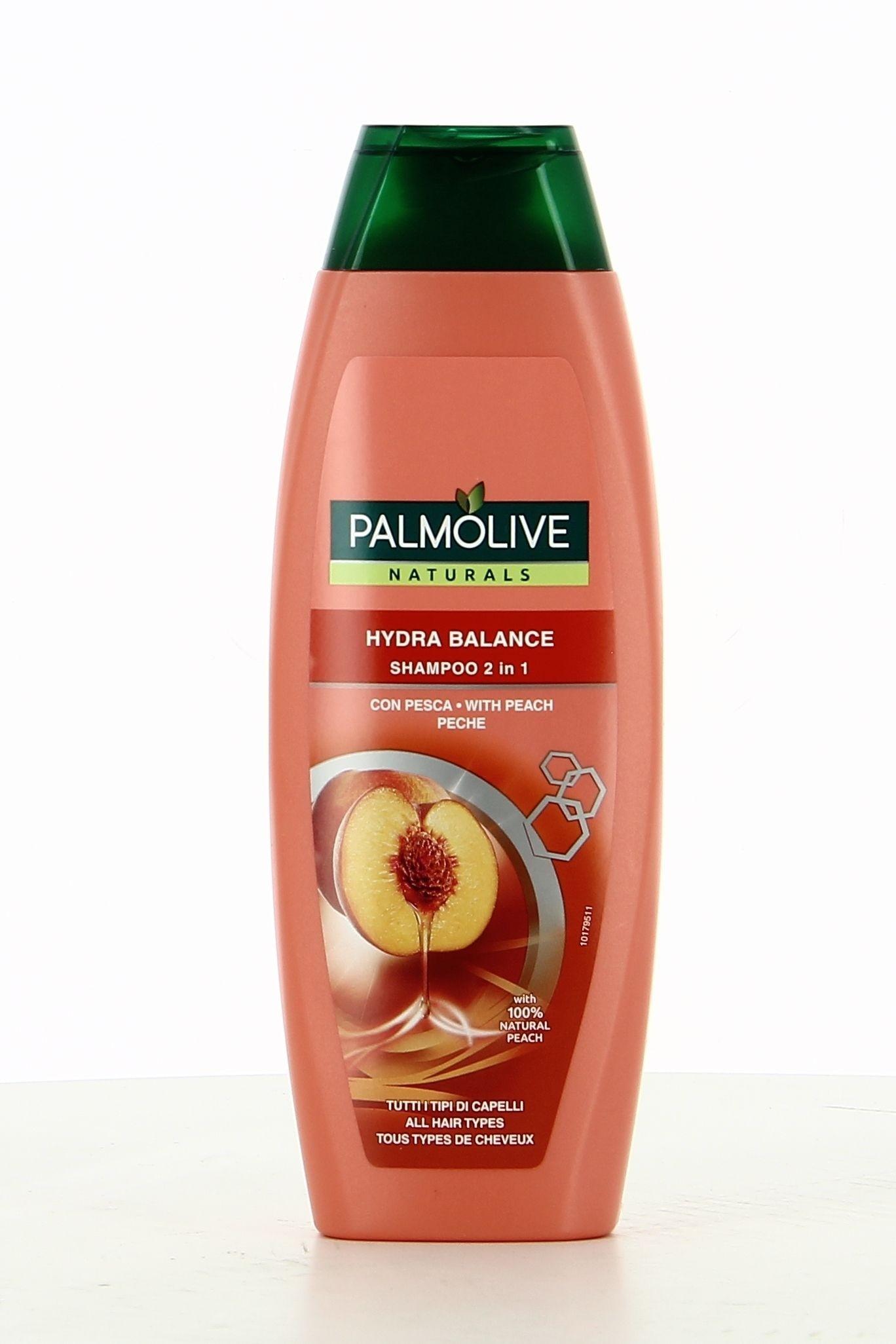 Shampoing Palmolive hydra balance (nat 2in1) 350 ml