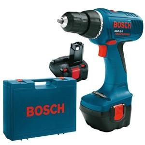 Sans Fil -visseuse GSR 12 -2 Bosch Bleu