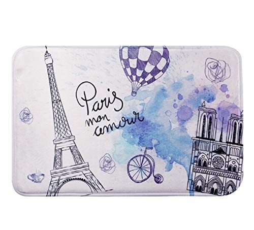 Tapis SDB Paris Mon Amour