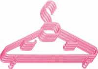Cintres Mobile 6 Pièces Rose