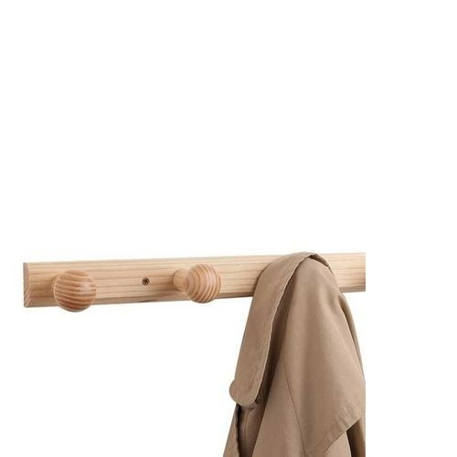 Déco Maison au Maroc Porte manteau 3 crochets en bois