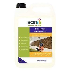 Sanili - Nettoyant Haute Pression  5l