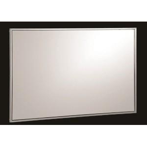 Miroir Cadre en Inox 80x60x15 Sanili