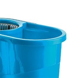 Serpillière à Franges Tornades 16 Litres Bleu