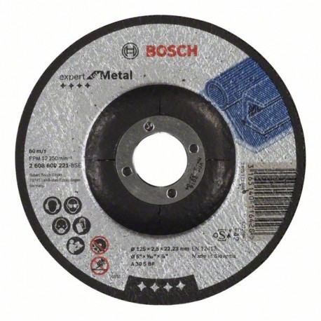 Disque  A Tronconner GWSTS125 MET