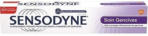 Dentifrice Sensodyne Soin Gencives 75ml