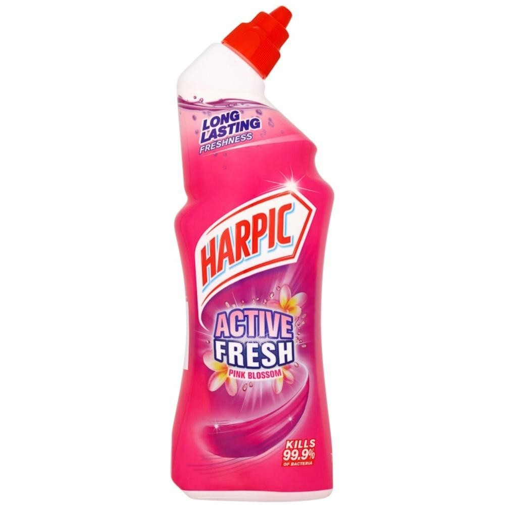 Nettoyant wc Harpic active Fresh Pink blossom 750ml