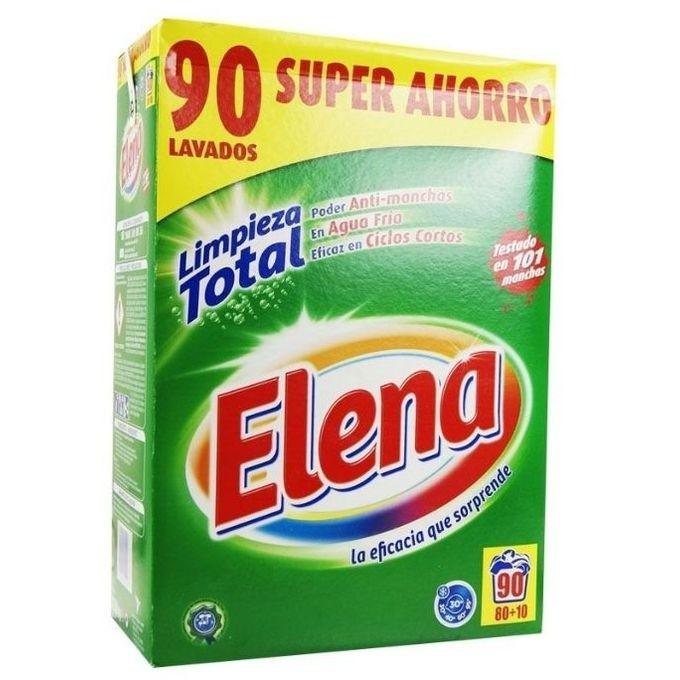 Elena Offre pack détergent en Poudre - 5.58 Kg . 90 Lavages