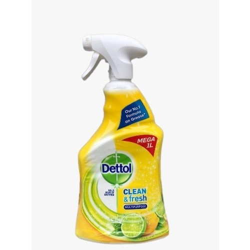 Nettoyant M-U Dettol spray clean & fresh citrus 1L