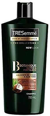 Shampoing Tresemme botanique nourish 700 ml