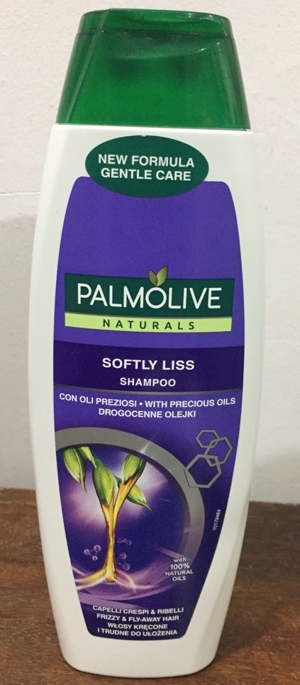 Shampoing Palmolive softly-liss 350 ml