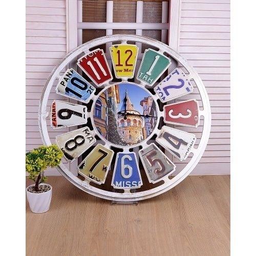 Déco Maison Maroc Horloge