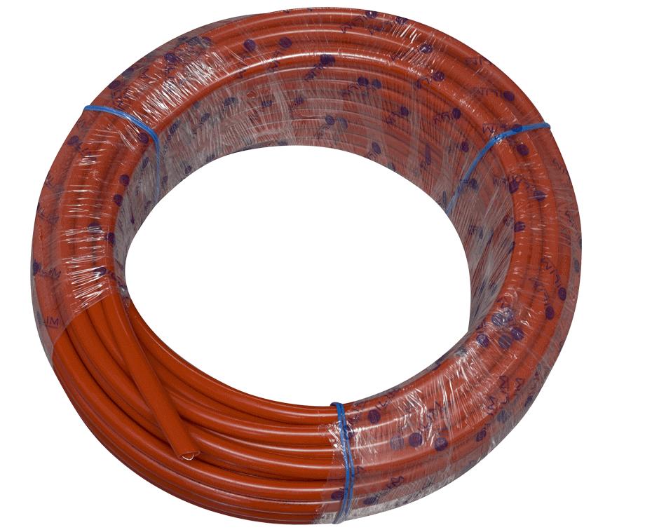 Tube Orange Lisse T16 ING