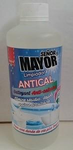Liquide Anticalcaire 1000ml Senor Mayor