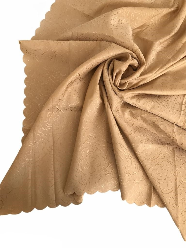 Nappe de table Beige Fonce