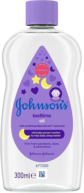 Huile Corps Johnsons Bedtime 300 ml