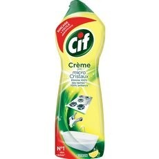 Cif Micro Cristaux Citron