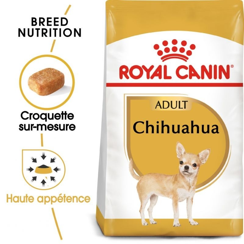 Croquettes Chien Chiwawa Adult 1,5 kg
