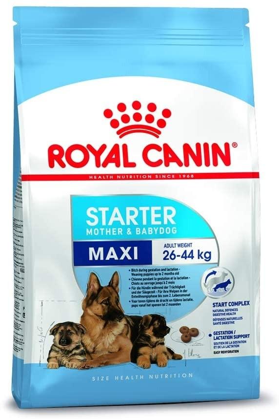 Croquettes chien Maxi Starter 4 kg