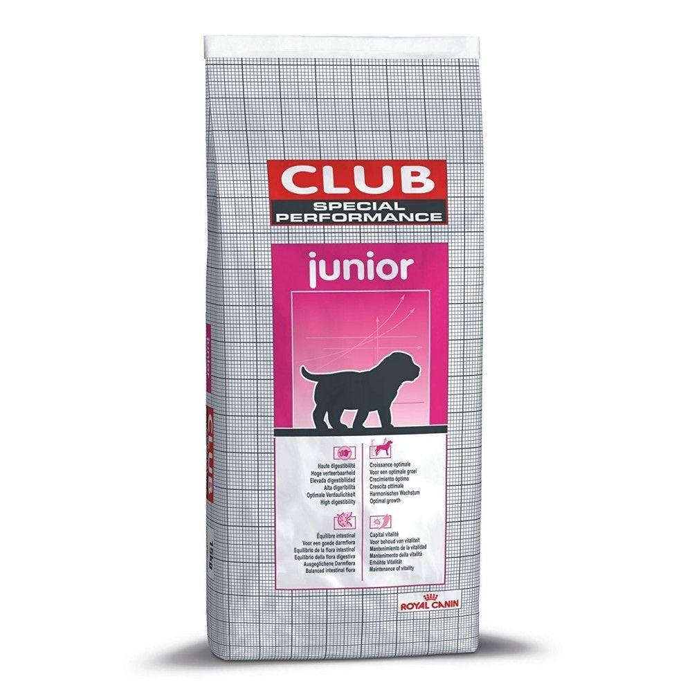 Croquettes Chien Pro Junior 15 kg