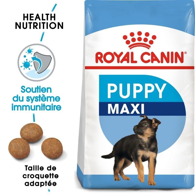 Croquettes Chien Maxi Puppy 15kg
