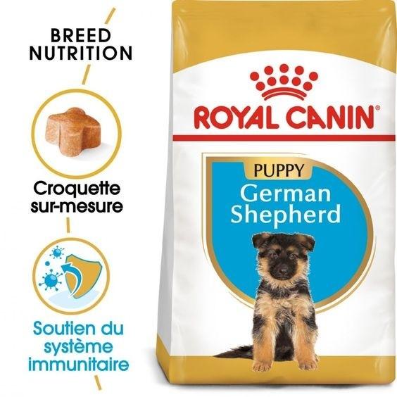Croquettes Chien Berger Puppy 12 kg