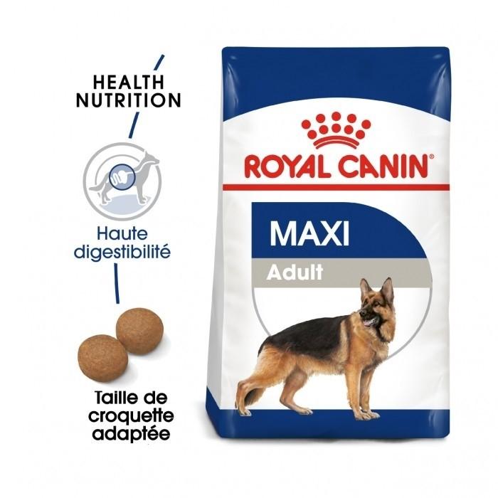Croquettes Chien Maxi Adult 4 kg