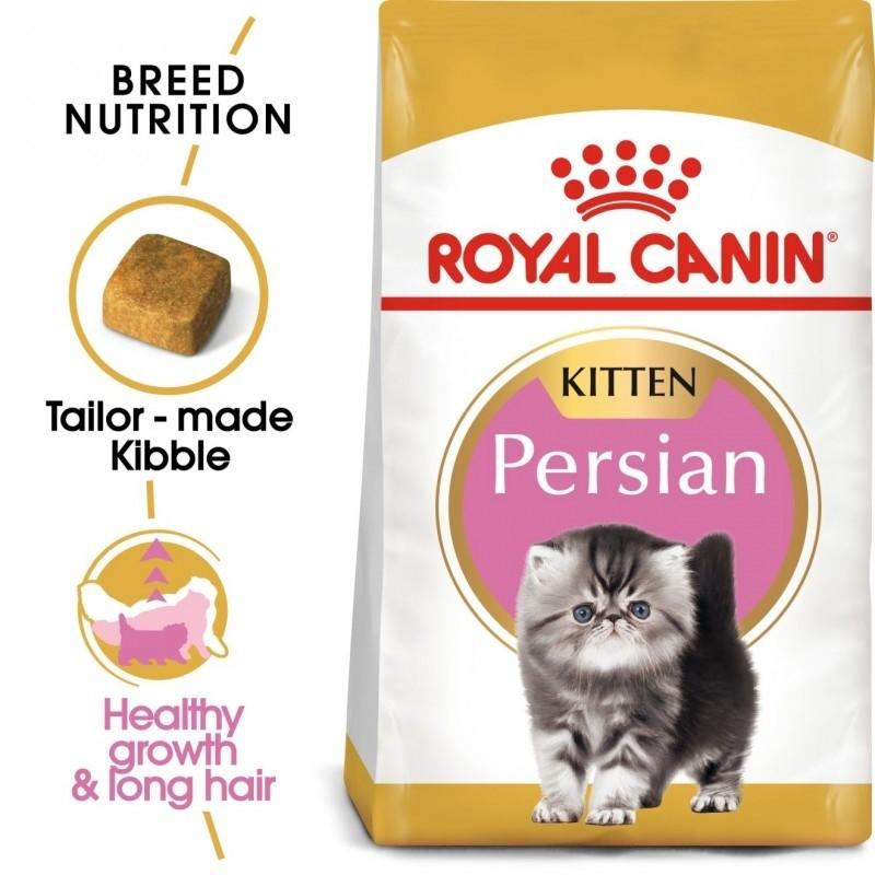 Croquettes Chat Kitten Persian 2 kg