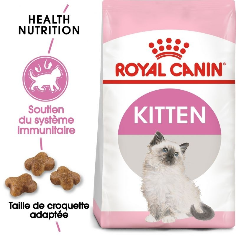 Croquettes Chat Kitten 400g