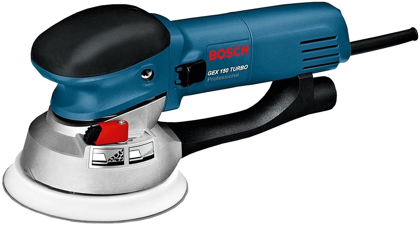 Ponceuse Excent Gex 150 Turbo 600W Bosch