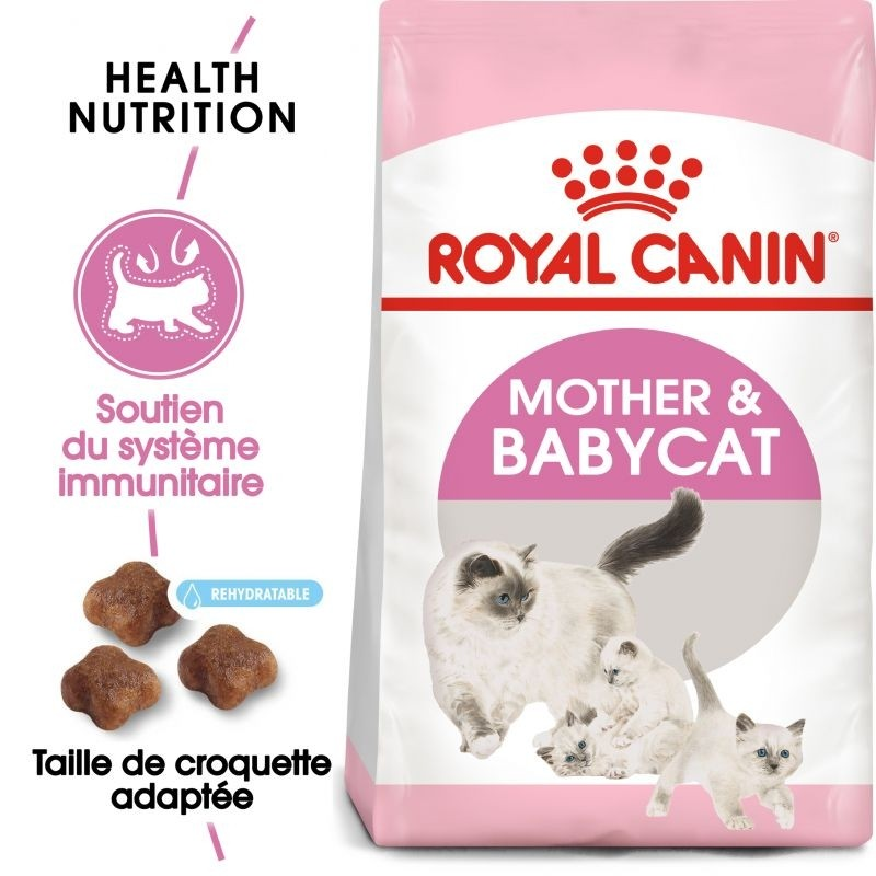 Croquettes Chat Babycat 400 g