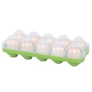 Boîtes en Plastique pour œufs en plastique Pour Réfrigérateur