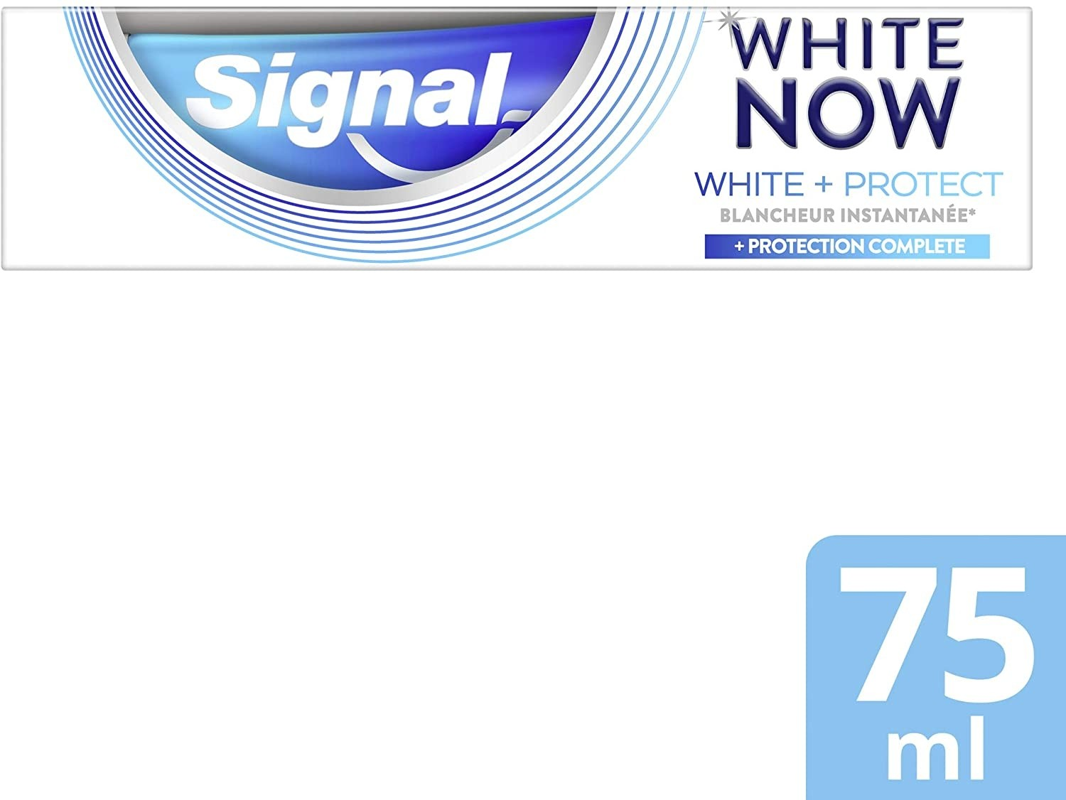 Dentifrice Signal White Now Pro complet  75ml