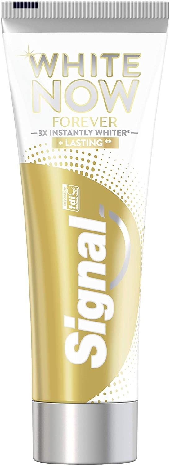 Dentifrice signal White Now pro Forever 542 75ml