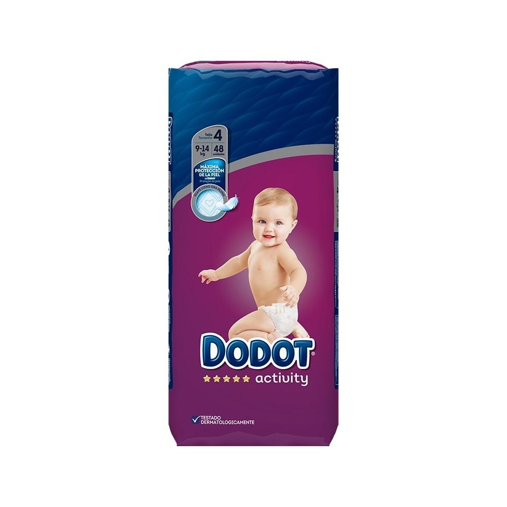 Couche Baby Dodot Activity t4 x48