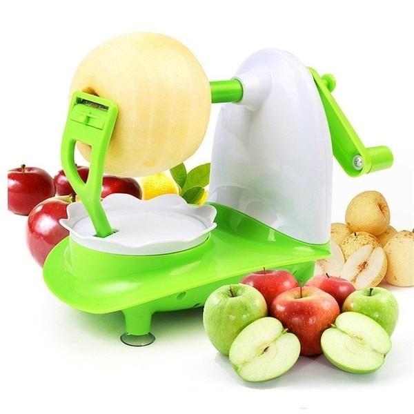 Machines à Peler et Trancher les Pommes