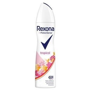 Déodorant spray Rexona Women tropical 48H 200ml