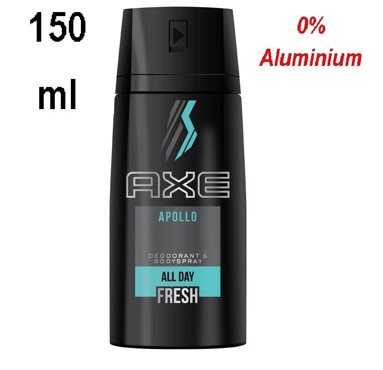 Déodorant spray AXE Apollo 48H 150 ml