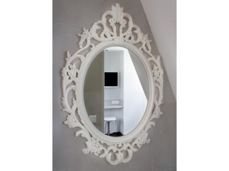 Miroir Décoratif AYNA Blanc