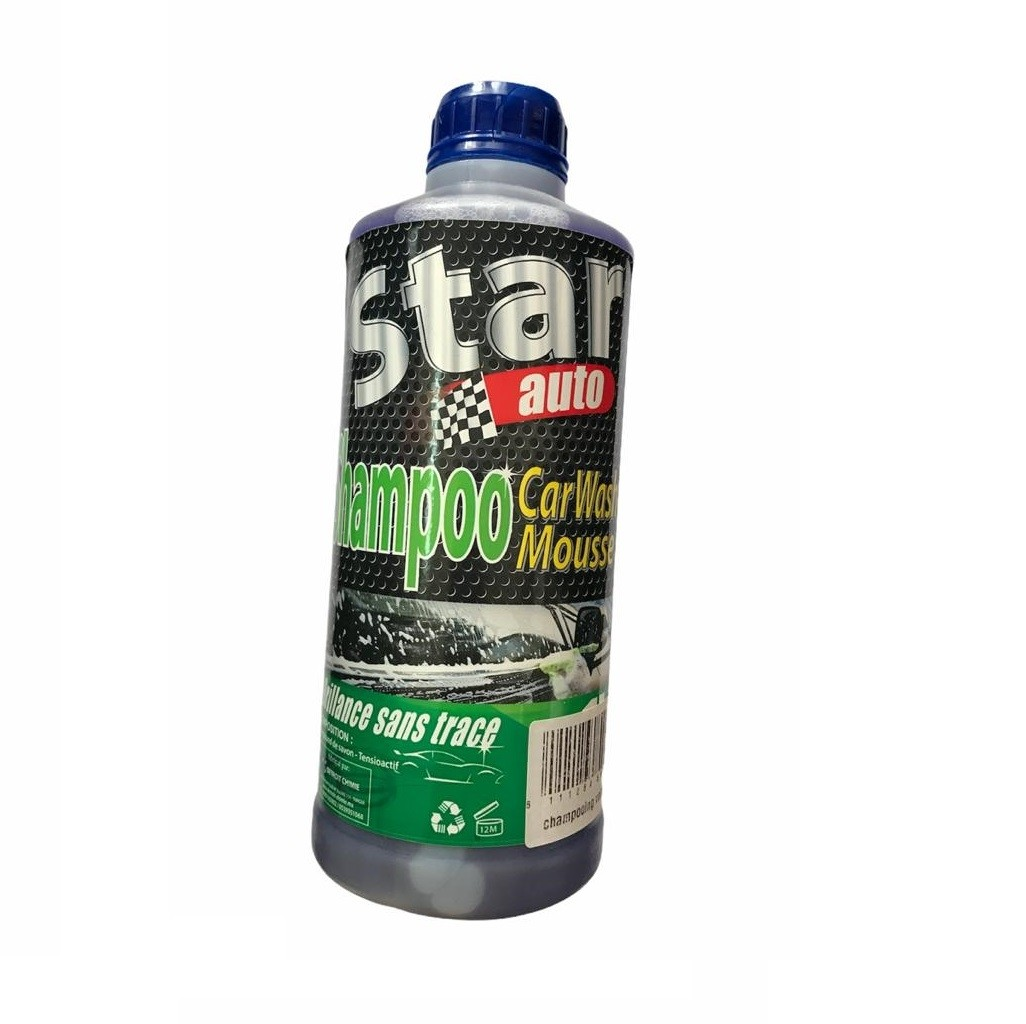 Shampoing Voiture Star Auto 1L