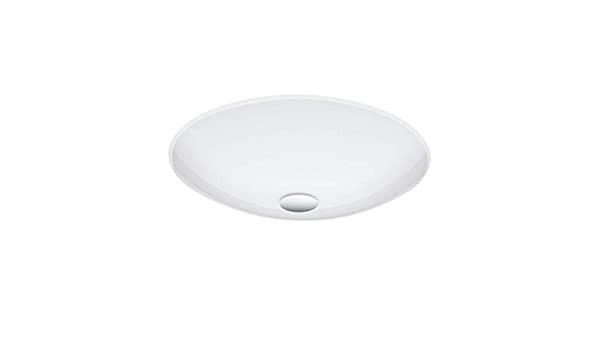 Applique / Plafonnier E27 Nube Acier  Blanc Chrome