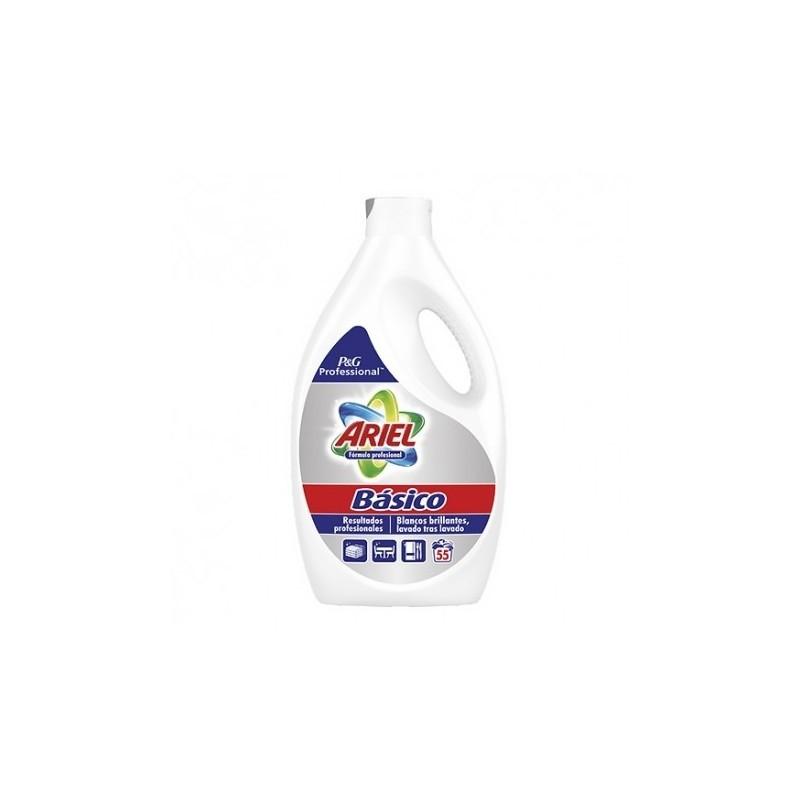 ARIEL P&G Professional Basic 55 Lavages 3.025L