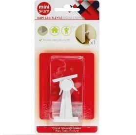 Fixation de Porte en Plastique mini Sium