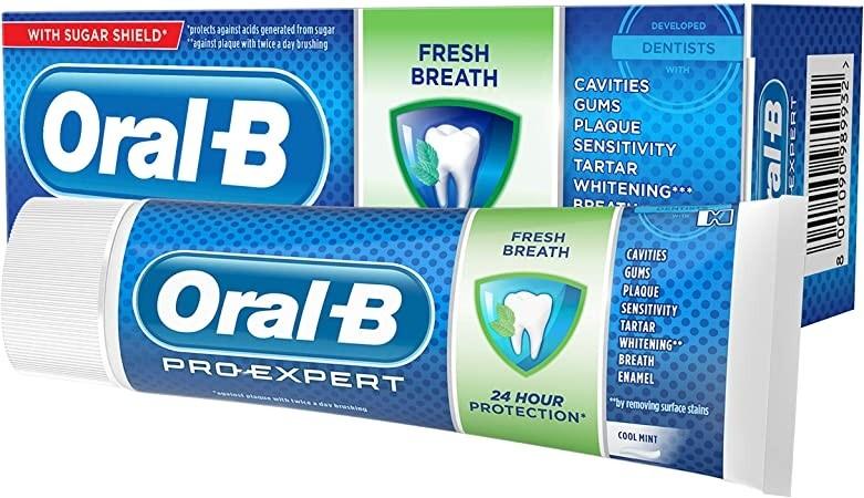 Dentifrice Oral-b pro Exp fresh Breath 949 75ml