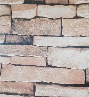 Papier Adhesif Decoratif COUCOU motif Mur en Bois