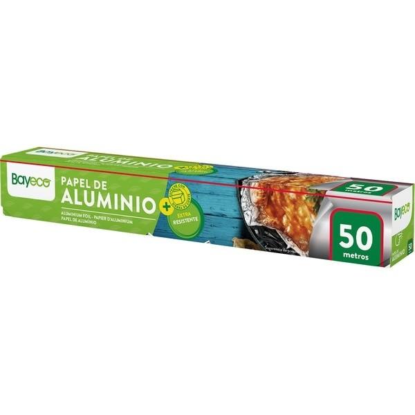 Papier aluminium Bayeco 50mx24cm
