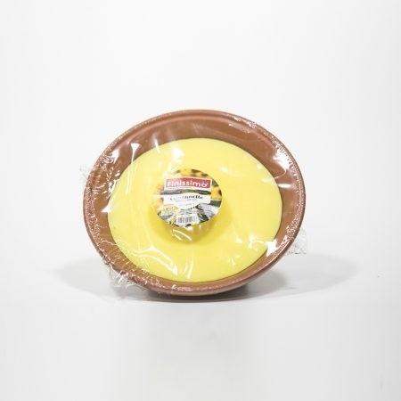 Finissimo Bougie Citronnelle Plat Porcelaine