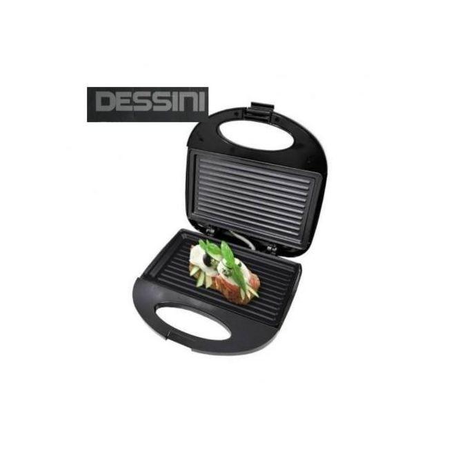 Panini Sandwich Maker DS-417/750W Dessini