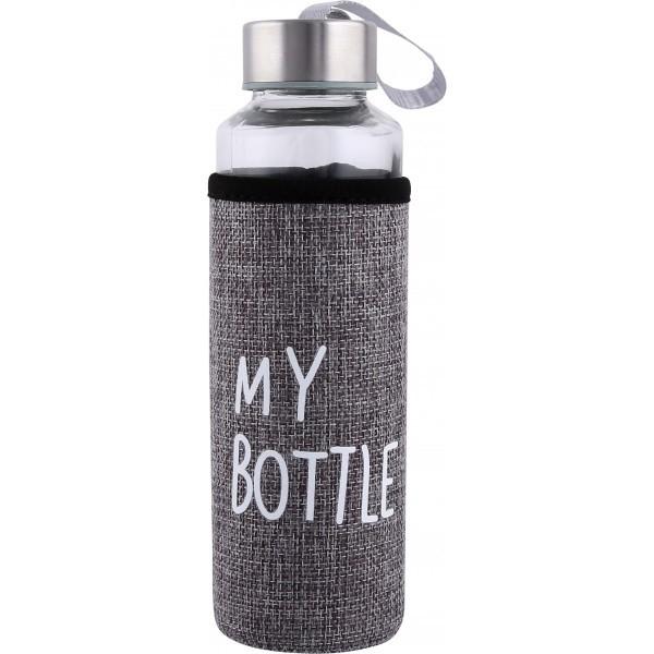 Bouteille En Verre Portable De 400 ml Avec Étui De Protection